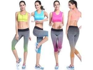 Одежда под йогу